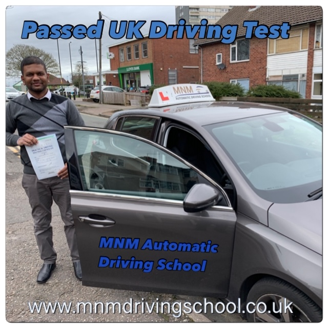 How to pass your Autoatic Driving Test in Style